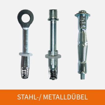 Stahl-/ Metalldübel