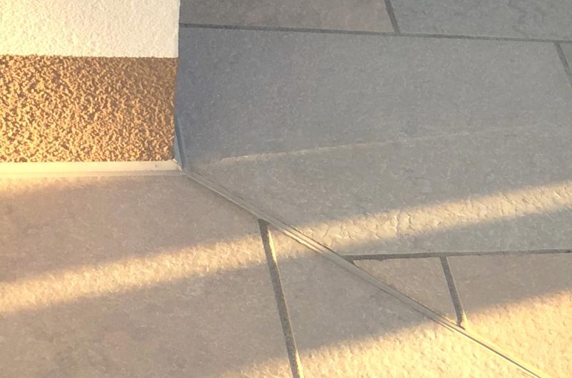 Naturstein-Fugenprofile